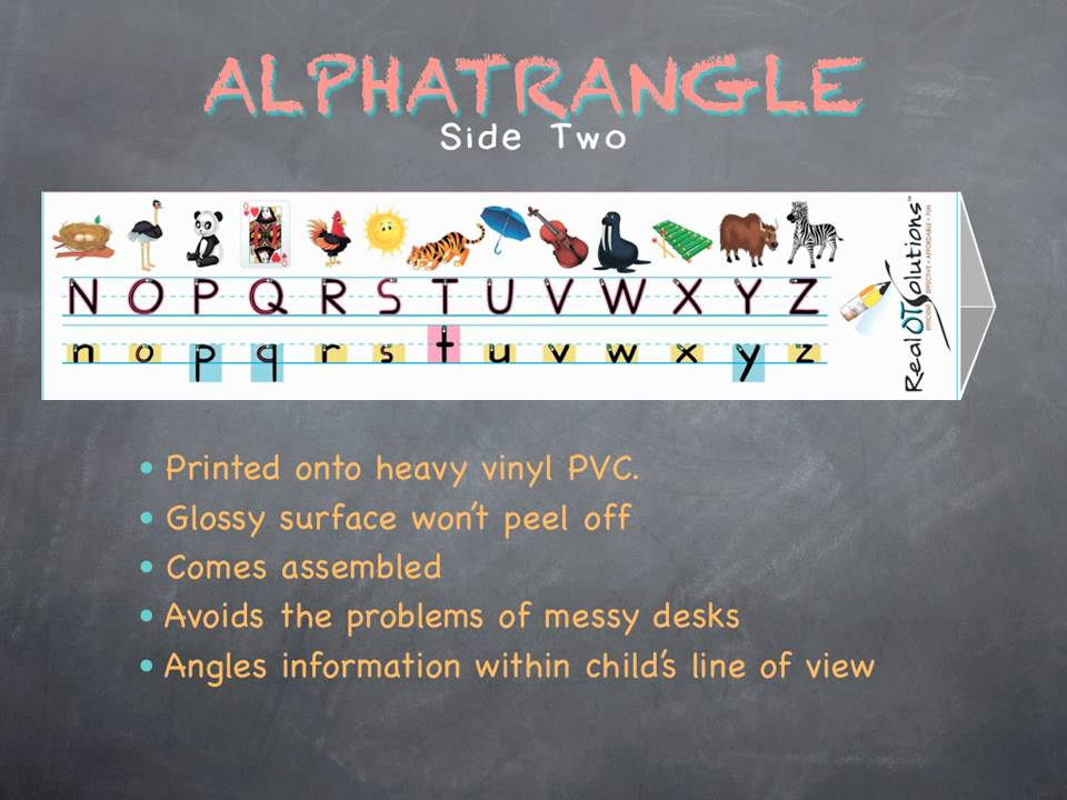 Alphatrangle