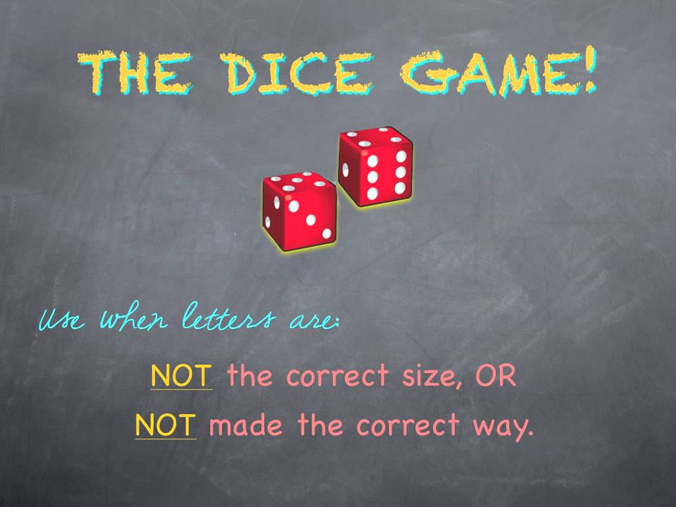 The Dice Game